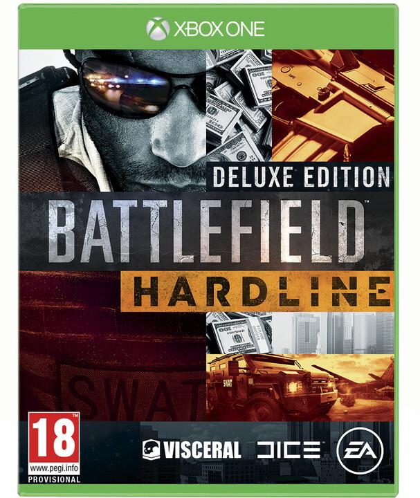 Battlefield: Hardline - Deluxe Edition - XONE