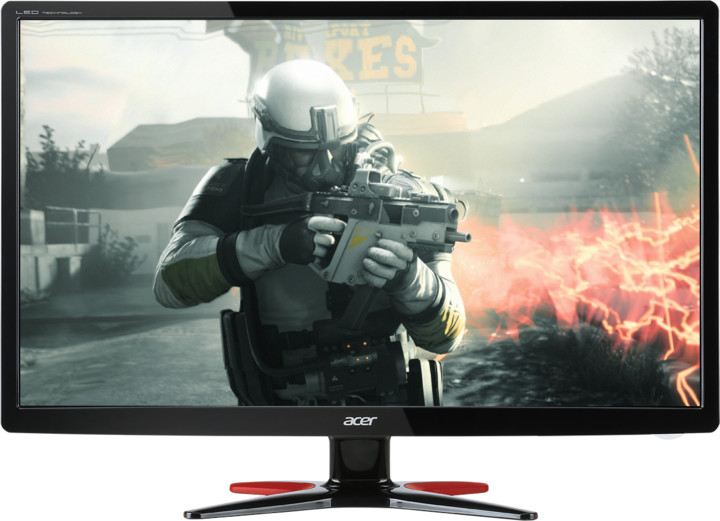 Acer G246HLFbid Gaming - LED monitor 24""