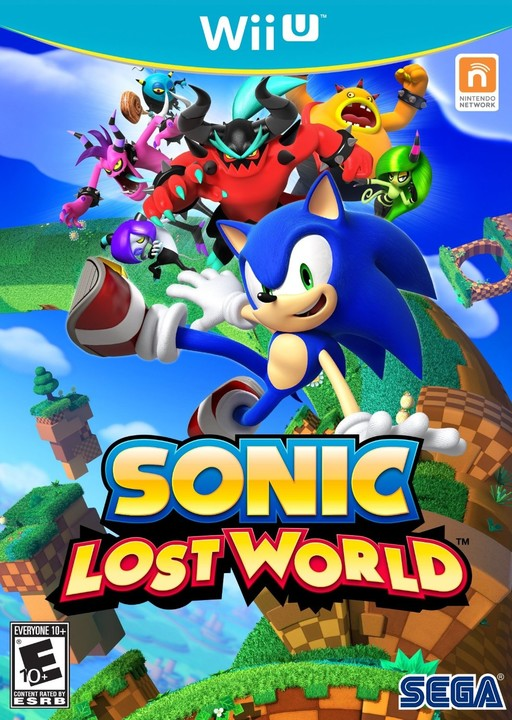 Sonic Lost World Special Edition (WiiU)