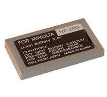 Patona baterie pro Konica DRLB4, Minolta NP500/600 850mAh - PT1020