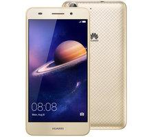 Huawei Y6 II, Dual Sim, zlatá - SP-Y6IIDSGOM + Zdarma SIM karta Relax Mobil s kreditem 250 Kč