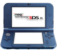Nintendo New 3DS XL, modrá - NI3H971120