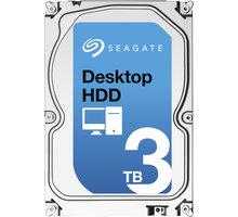 Seagate Desktop HDD - 3TB - ST3000DM001