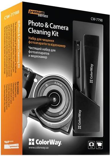 COLORWAY pro fotoaparáty a kamery