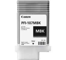 Canon PFI-107MBK, black - 6704B001