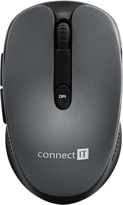 CONNECT IT CMO-3000, šedá