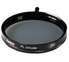 Hama filtr polarizační cirkulární 67 mm, černý - 72567