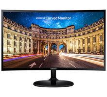 "Samsung C24F390F - LED monitor 24"" - LC24F390FHUXEN"