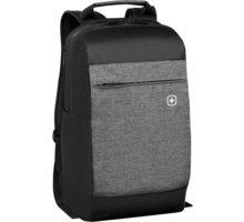"WENGER BAHN - 16"" batoh na notebook, černý - 601082"