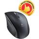 Logitech Marathon Mouse M705, stříbrná