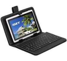 iGET 7'' pouzdro s klávesnicí - černá F7B - 84000054