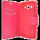 FIXED s gelovou vaničkou pouzdro pro Samsung Galaxy J5, růžová