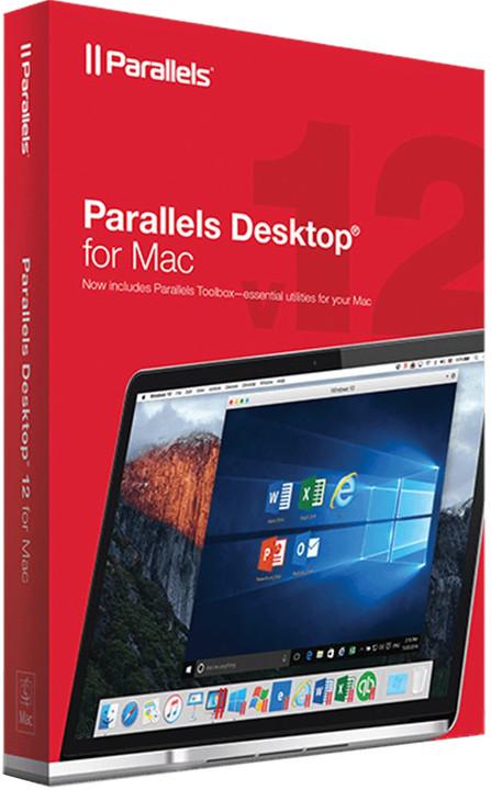 Parallels Desktop 12 for Mac Retail Box EU