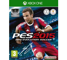 Pro Evolution Soccer 2015 (Xbox ONE) - 4012927110751
