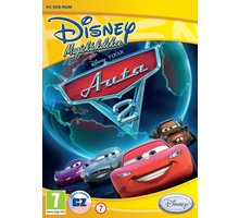Walt Disney: Auta 2 - PC - PC - 8592720121360