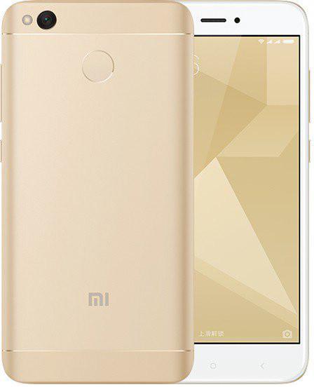 Xiaomi RedMi 4X LTE - 32GB, zlatá