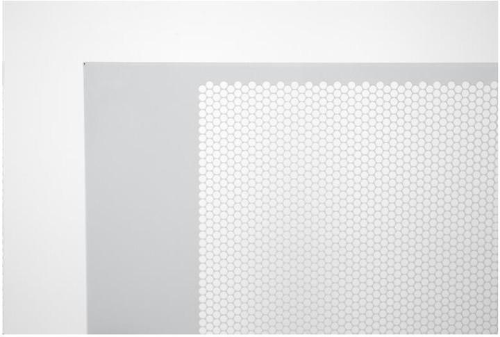 Triton boční kryt RAC-ZD-B07-X1, 42U, 600mm, síto, včetně kování, šedý