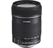 Canon EF-S 18-135mm f/3.5-5.6 IS - 3558B005AA