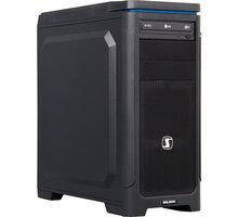 HAL3000 Zeus II /i5-6500/8GB/120GB SSD + 1TB/NV GTX960 2GB/Bez OS - PCHS2100