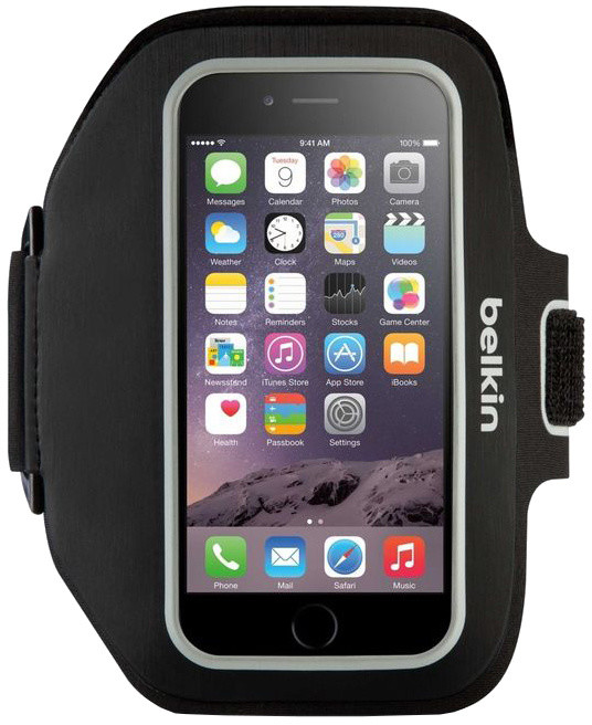 Belkin Sport Fit Plus Armband pouzdro pro iPhone 6 Plus/6s