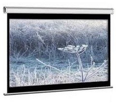 """Elite Screens plátno elektrické motorové 84"""", 104,6 x 185,9 cm"""