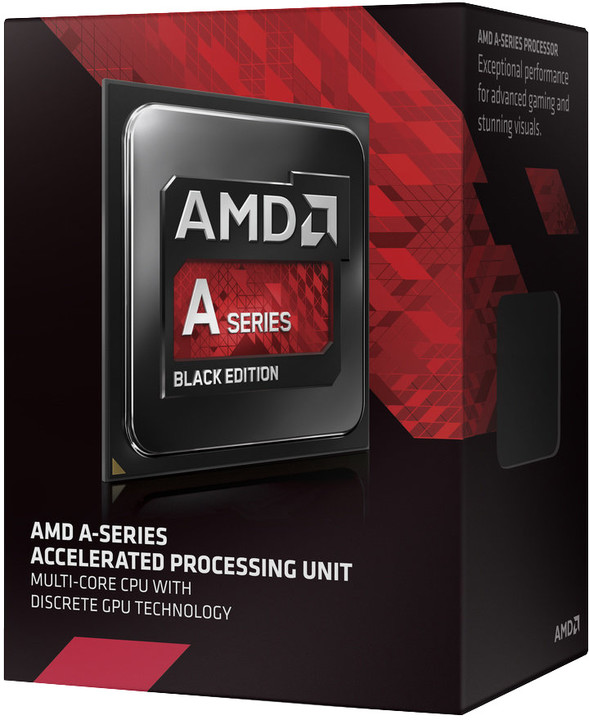 AMD Athlon X4 870K Black Edition
