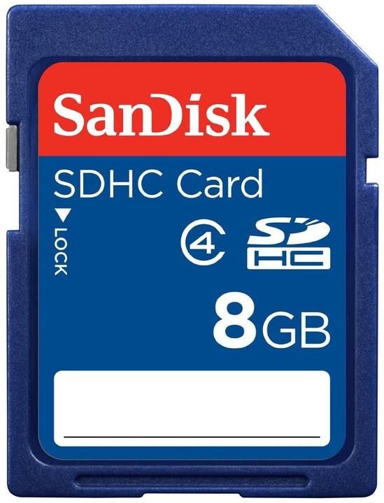 SanDisk SDHC Standard 8GB Class 4