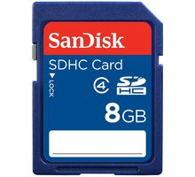 SanDisk SDHC Standard 8GB Class 4 - SDSDB-008G-B35