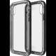 LifeProof Next ochranné pouzdro pro iPhone X průhledné - černé