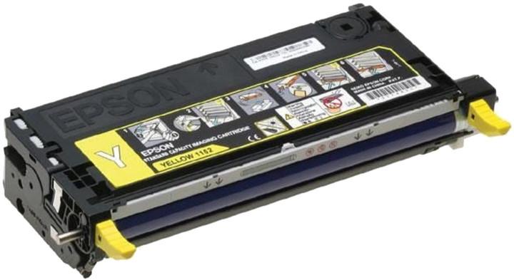 Epson C13S051162, žlutý