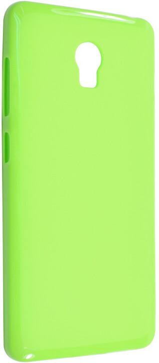 FIXED pouzdro pro Lenovo Vibe P1, zelená