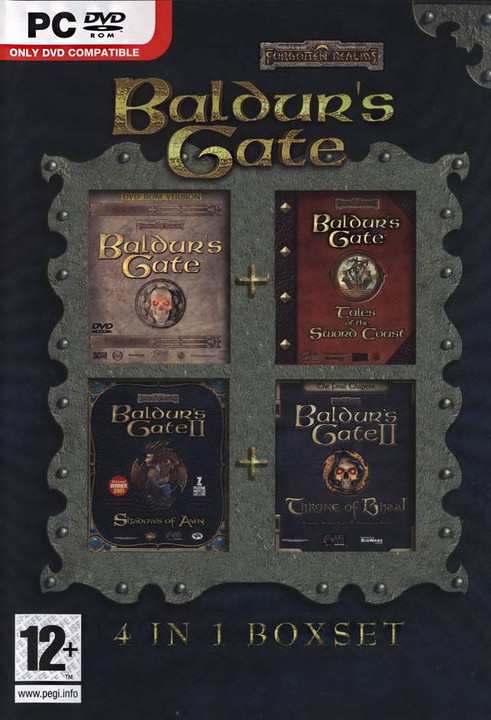 Baldurs Gate Saga - PC