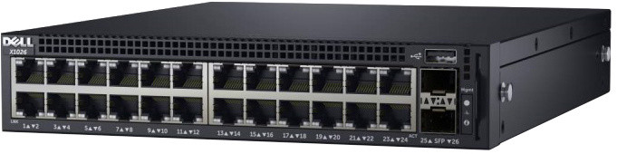 Dell Networking X1026