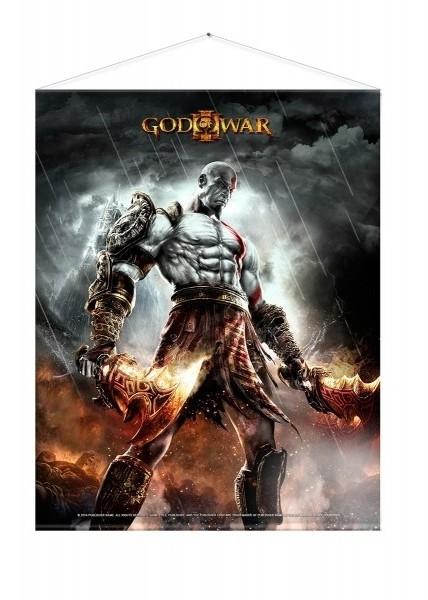 Wallscroll God of War - War