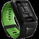TOMTOM Runner 3 Cardio (S), černá/zelená