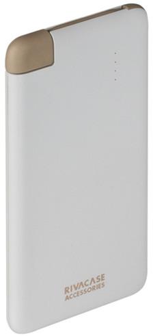 RivaCase RIVAPOWER VA2004, 4000mAh, bílá/zlatá