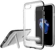 Spigen Crystal Hybrid pro iPhone 7, black - 042CS20671