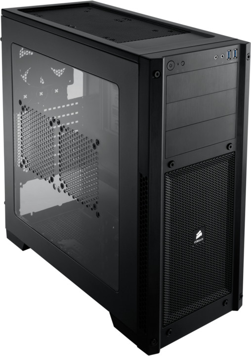 Corsair Carbide Series™ 300R, Windowed Compact