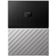 WD My Passport Ultra Metal - 2TB, Black/Grey