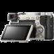 Sony Alpha 6000, 16–50mm, stříbrná