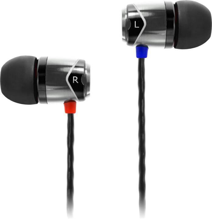SoundMAGIC E10, šedá