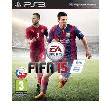 FIFA 15 - PS3 - 5030949112361