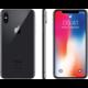 Apple iPhone X, 64GB, šedá