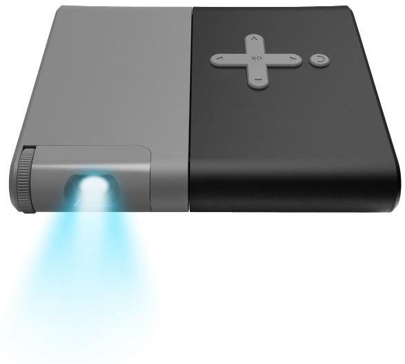 Lenovo kapesní projektor P0510, černý