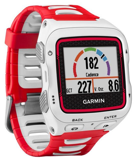GARMIN Forerunner 920 XT HR RUN bílá/červená
