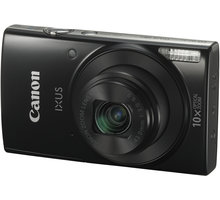 Canon IXUS 180, černá - 1085C001AA