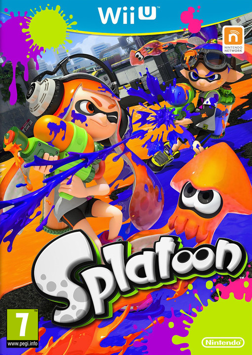 Splatoon (WiiU)