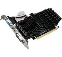 GIGABYTE GT 710 GV-N710SL-1GL, 1GB GDDR3