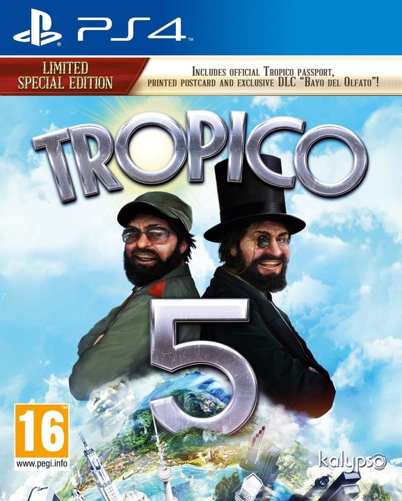Tropico 5 - Limited Edition - PS4