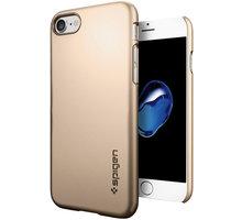 Spigen Thin Fit pro iPhone 7, champagne gold - 042CS20732